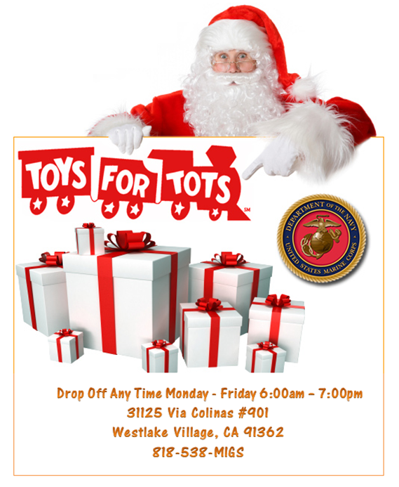 Toys For Tots Thank You : Toys for tots