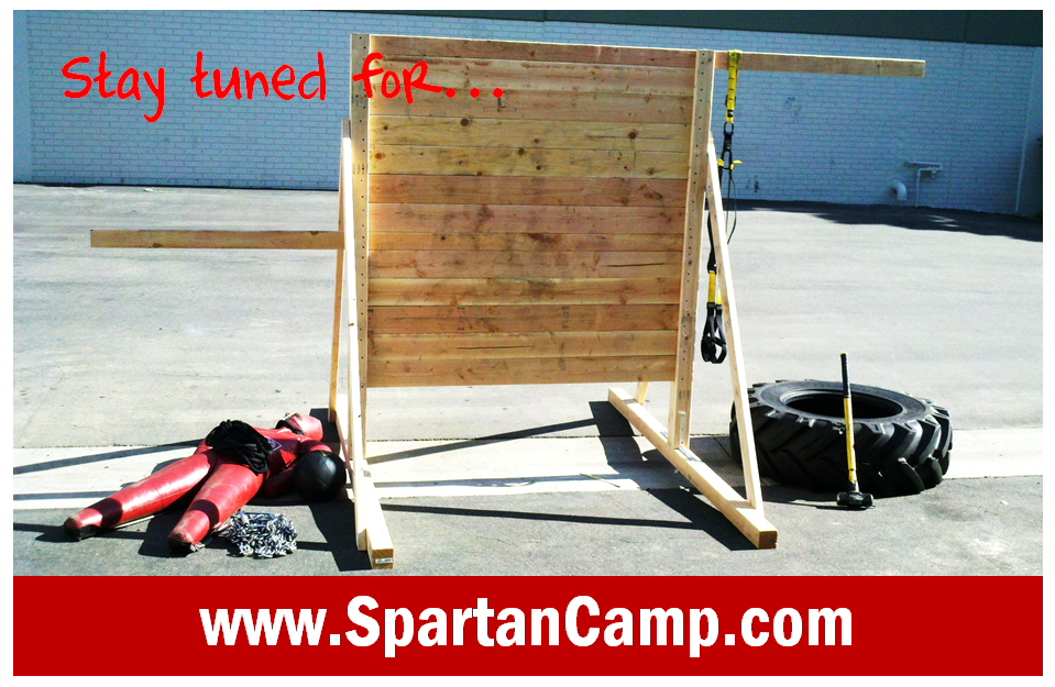 Spartan Camp - Coming Soon!