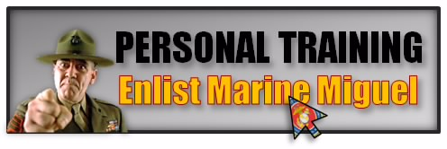 Personal Trainer Thousand Oaks, CA - Enlist Marine Miguel